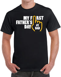 My First Father's Day Dad To Be