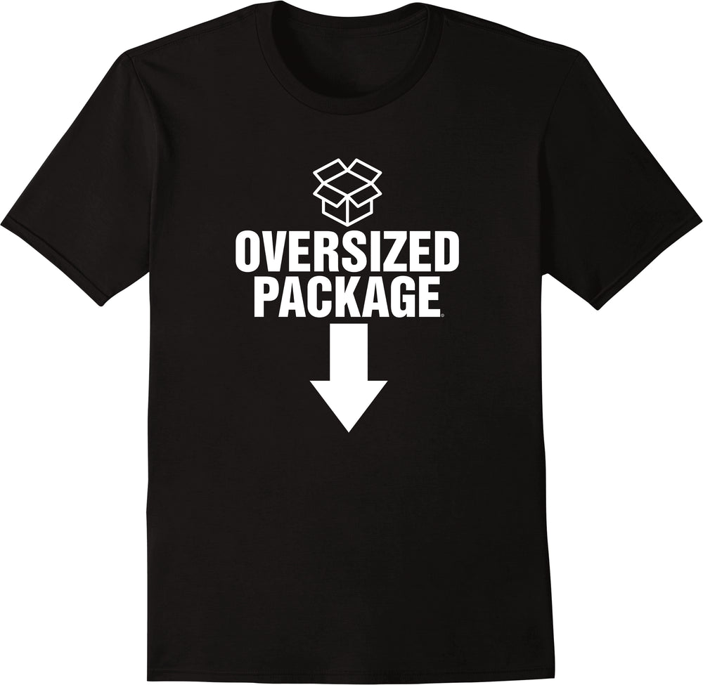 Oversized Package - Solid Print