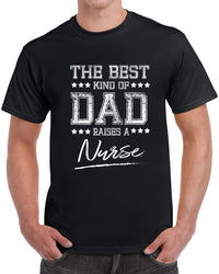 The Best Kind of Dad Raises A Nurse