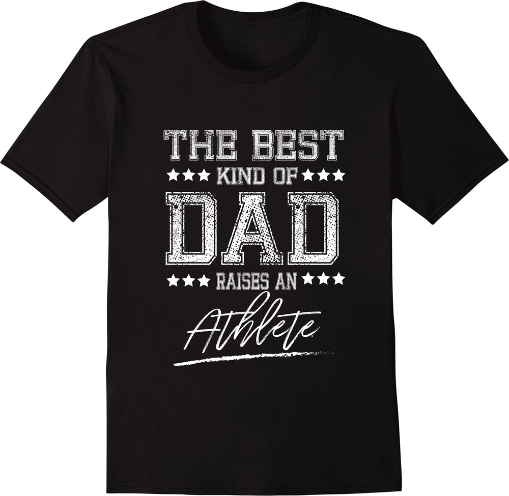 The Best Kind of Dad Raises An Athlete