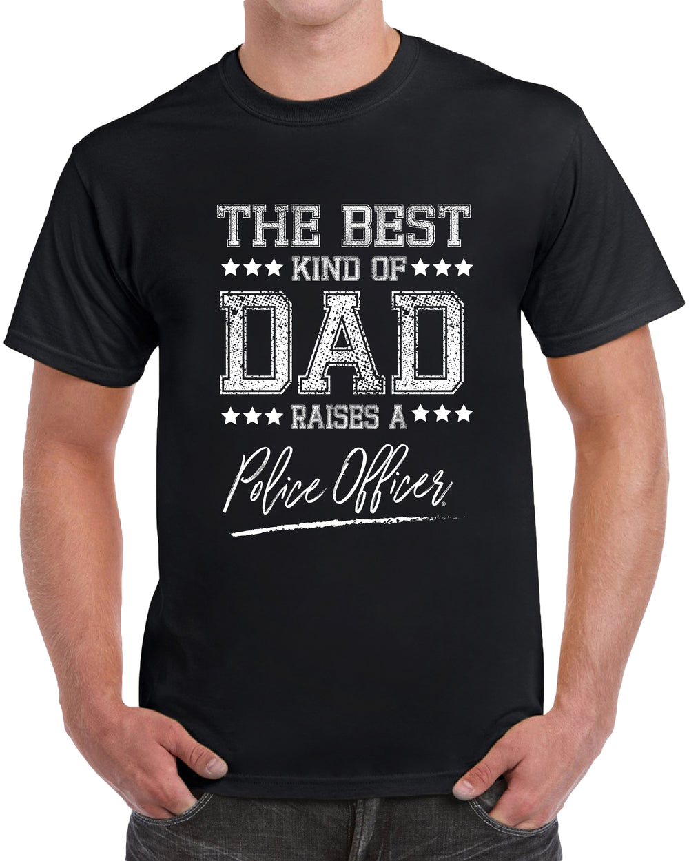 The Best Kind of Dad Raises A Police Officer