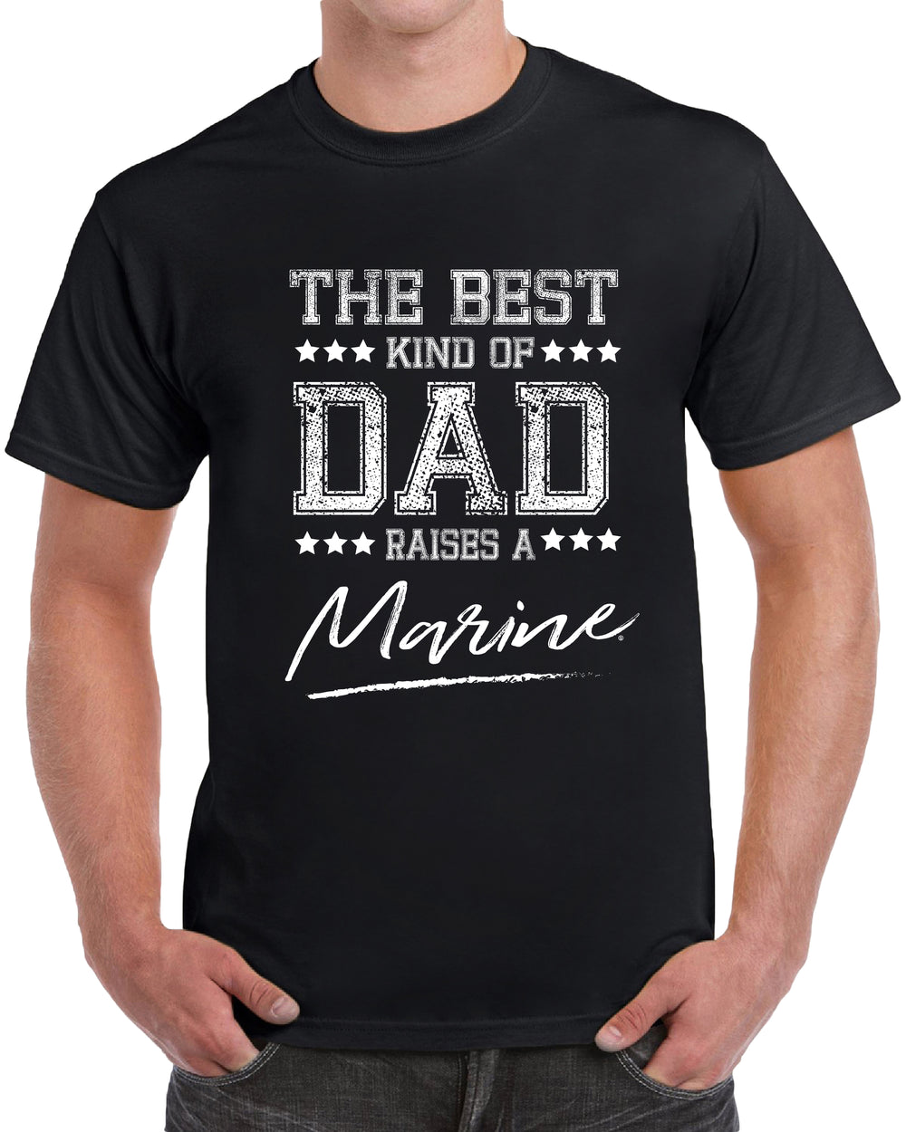 The Best Kind of Dad Raises A Marine