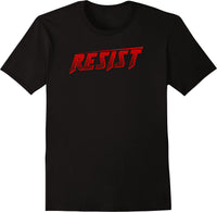 Resist Revolt Revolution