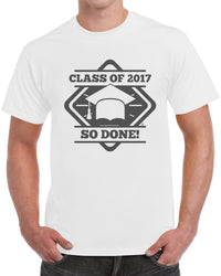 So Done Class of 2017 - White