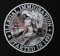 Illegal Immigration Started in 1492