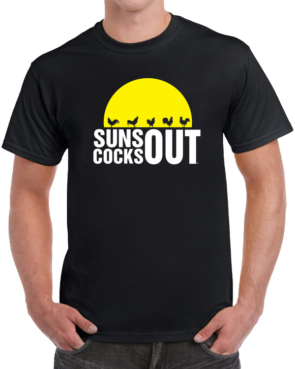 Suns Cocks Out - Solid Print