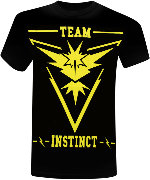 Pokemon Go Team Instinct Rules