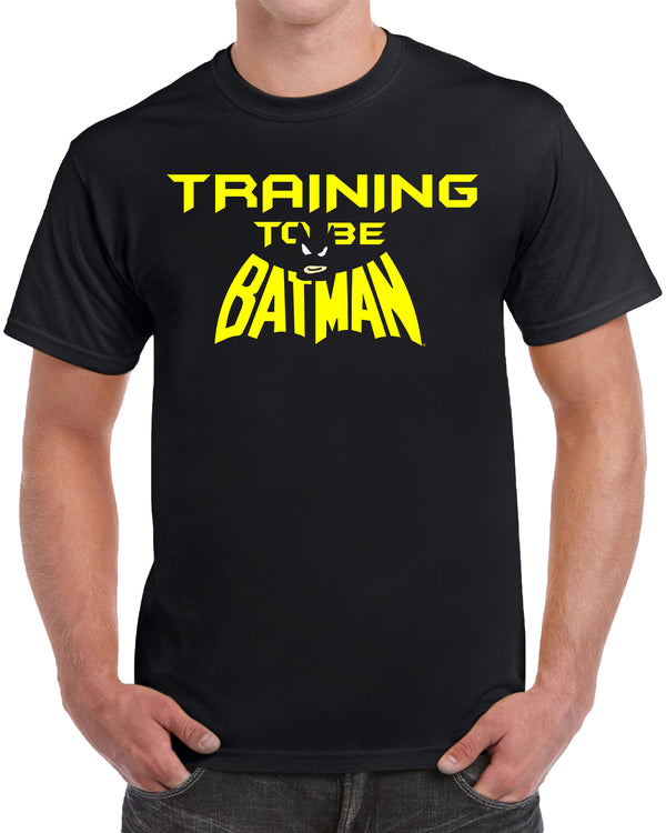 Training To Be Batman