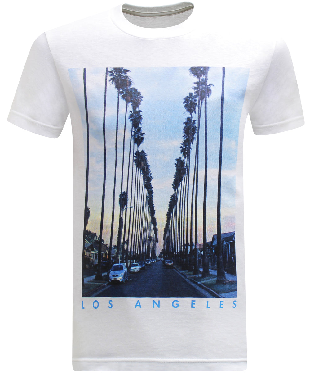 California Republic Los Angeles Twilight Sky