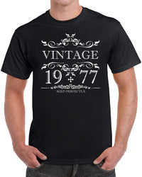 Vintage Aged Perfectly 1977