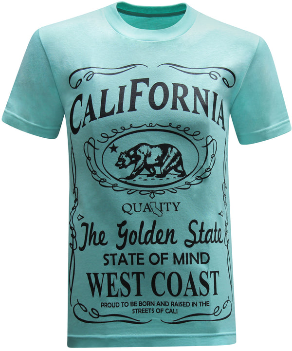 California Republic West Coast - Aqua