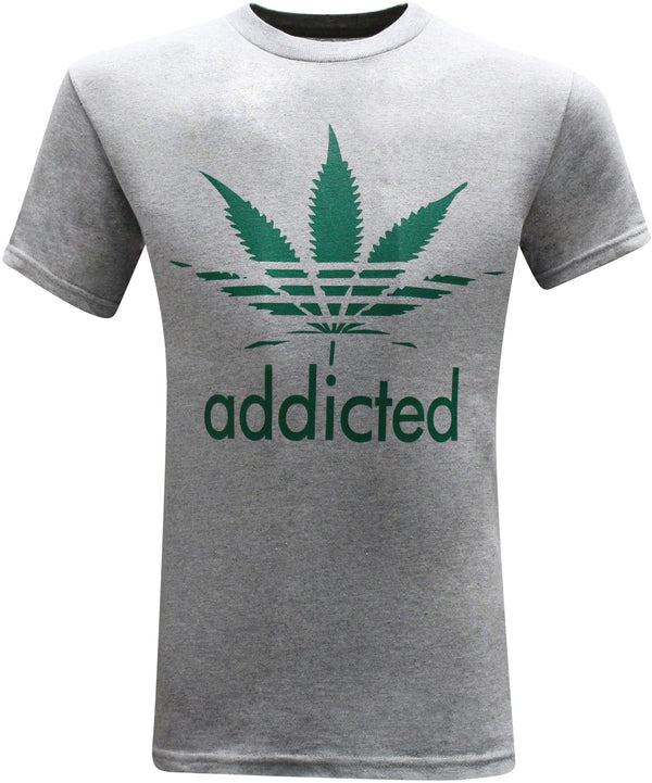 Addicted 420 Marijuana Weed Cannabis