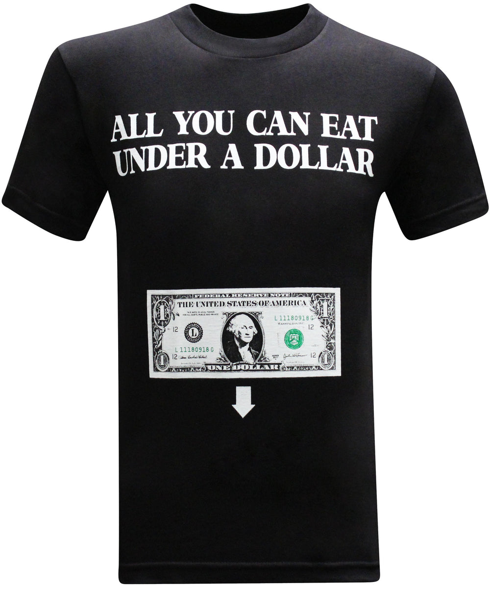 All You Can Eat Under A Dollar