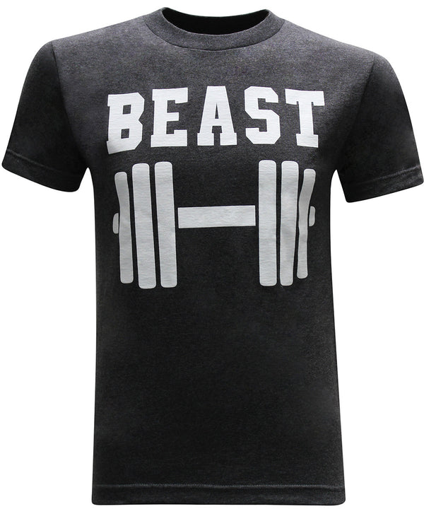 Beast Men's Funny T-Shirt - tees geek