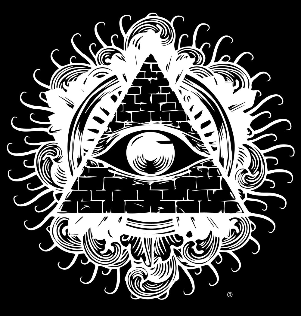 Eye of Providence Men's T-Shirt - tees geek