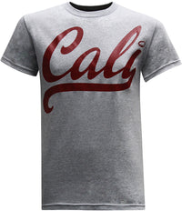 California Republic Cali College Men's T-Shirt - tees geek