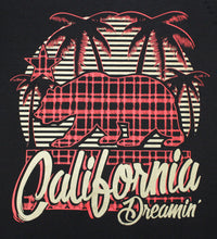 California Republic Dreamin' Men's T-Shirt - tees geek