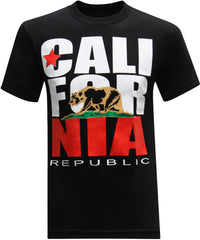 California Republic Original Men's T-Shirt - tees geek