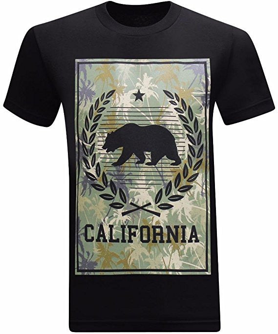 Camo Army Military Bear - Black