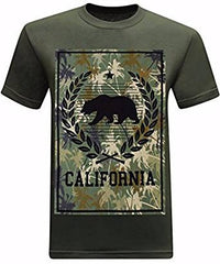 Camo Army Military Bear - Green