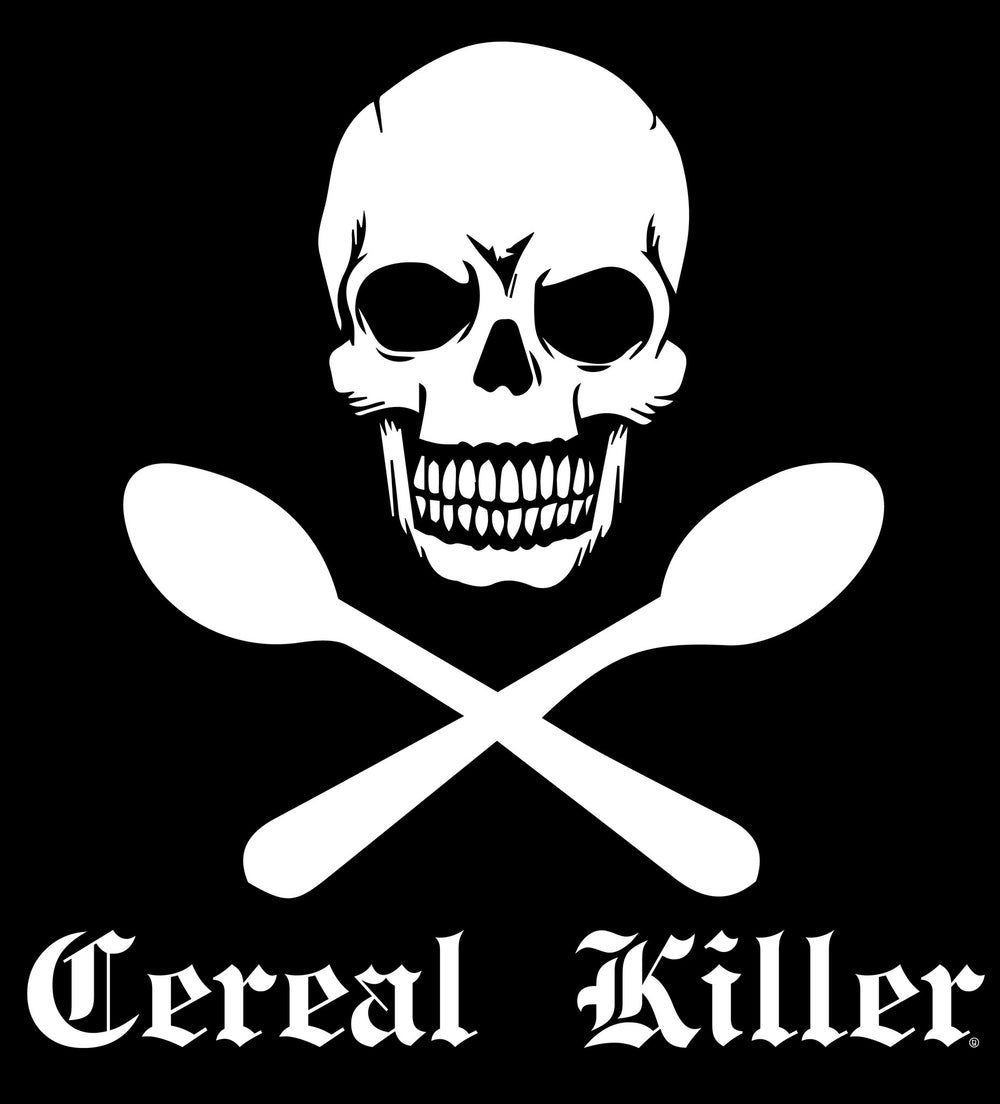Cereal Killer Men's Funny T-Shirt - tees geek