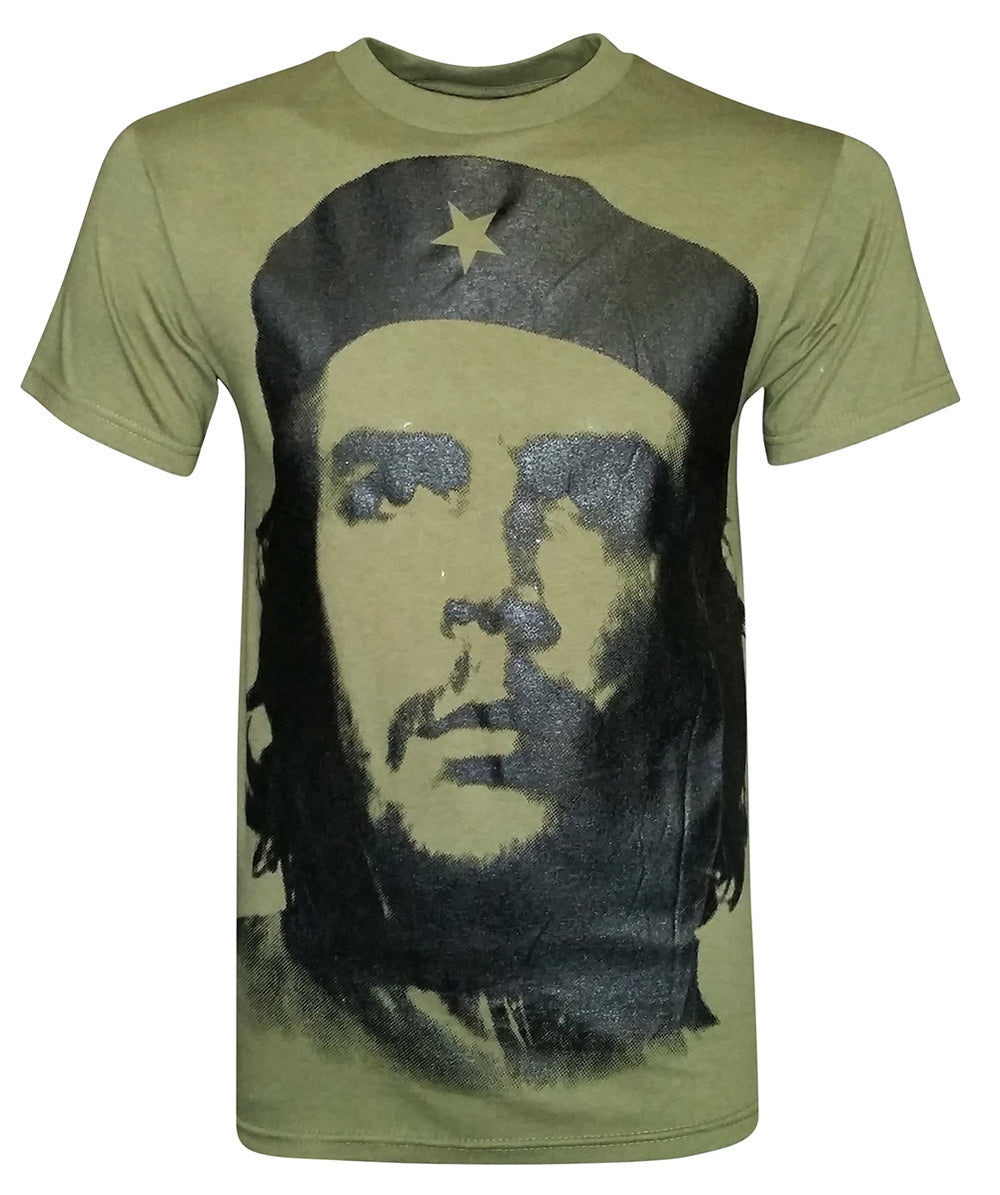 Che Guevara Mexican Latino Men's T-Shirt - tees geek