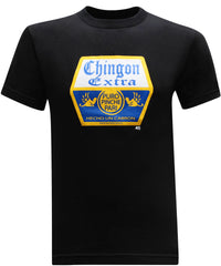Chingon Extra Mexican Latino Corona Men's Funny Drinking T-Shirt - tees geek