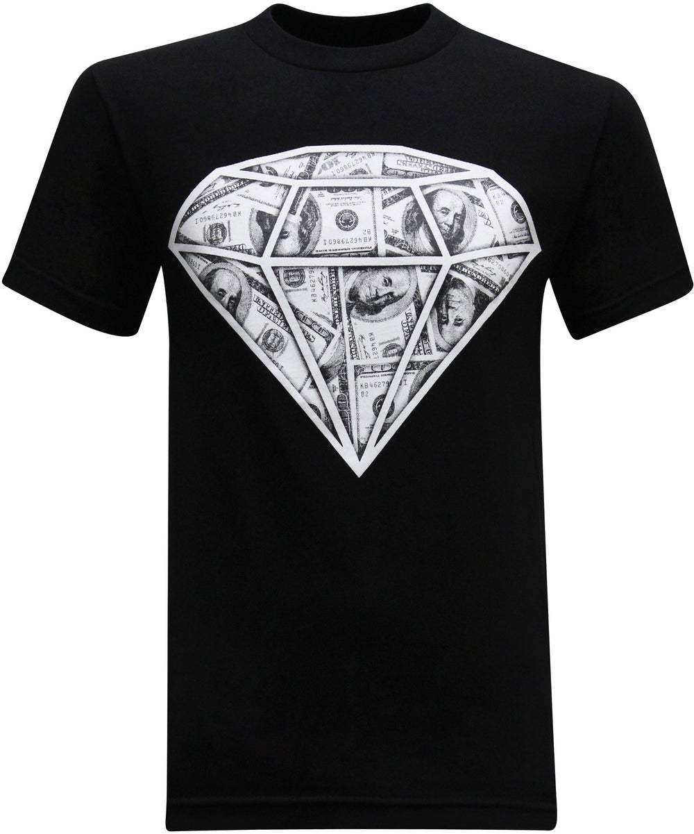 Diamond Benjamin Men's T-Shirt - tees geek