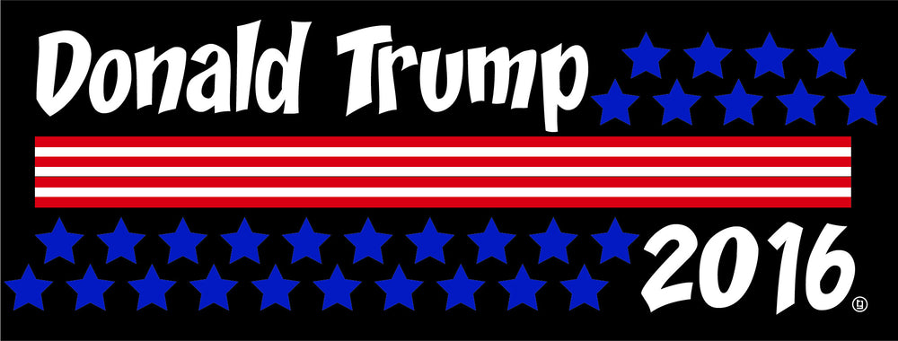 Donald Trump for President 2016