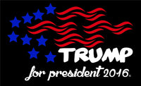 Trump for President 2016 Trump Wave