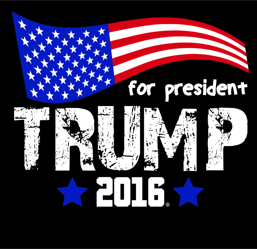 Trump for President 2016 Trump Glory