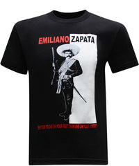 Emiliano Zapata Salazar Mexican Revolution Men's T-Shirt - tees geek