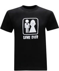 Game Over Bachelor Party Wedding Engagement