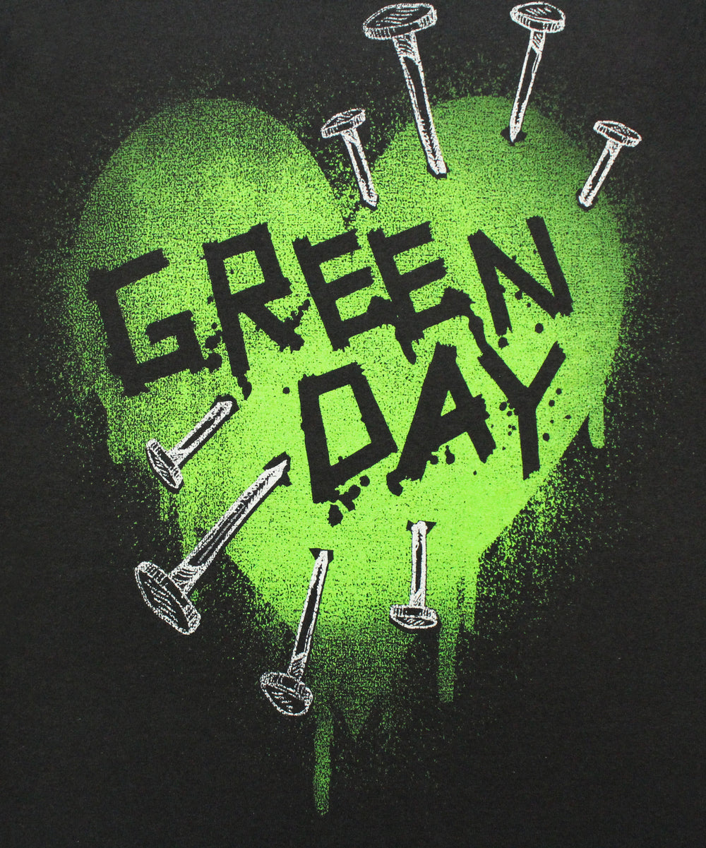 Green Day Heart
