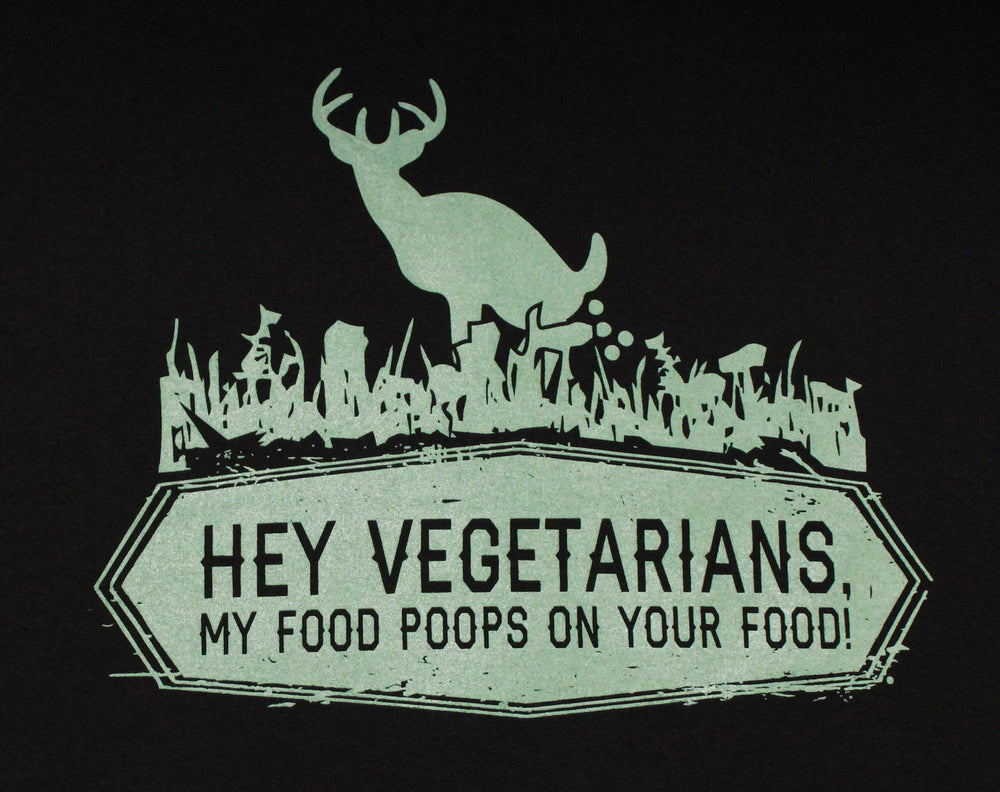 Hey Vegetarians!