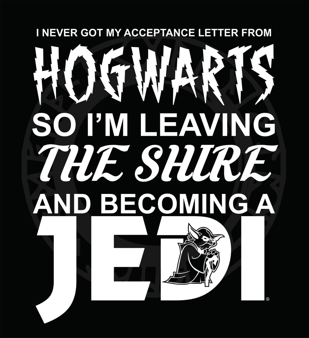 I Never Got My Acceptance Letter From Hogwarts
