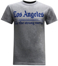 California Republic Los Angeles Men's T-Shirt - tees geek