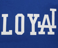 California Republic Loyal Los Angeles Dodgers Baseball Men's T-Shirt - tees geek