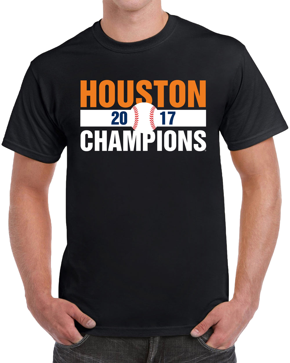 Houston 2017 World Champions Baseball