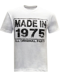 Made in 1975 44th Birthday Gift Original Classic