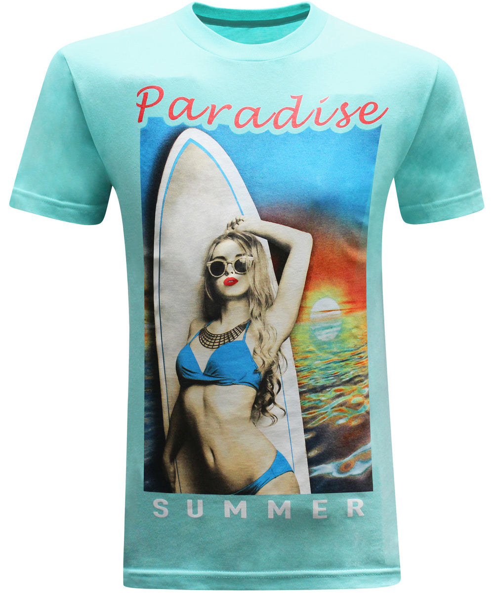 California Republic Summer Paradise
