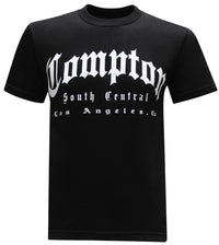 California Republic South Central Compton Men's T-Shirt - tees geek