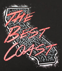 California Republic The Best Coast Men's T-Shirt - tees geek