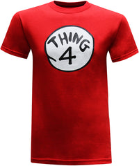 Thing 3 and 4 Dr. Seuss Funny Matching