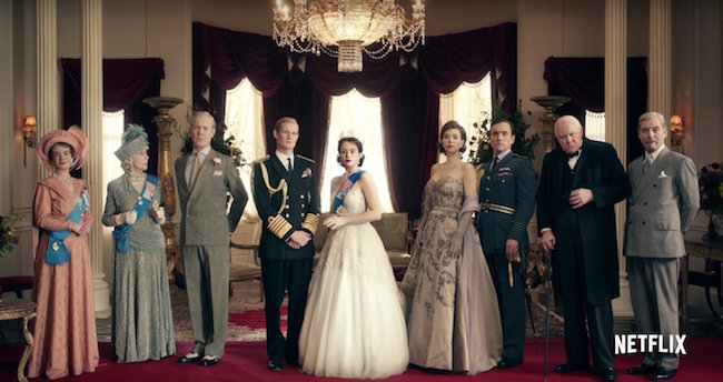 The Crown La Condesa Netflix series