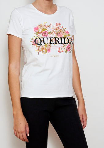 Camiseta Querida | T-shirt Querida