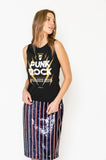 Camiseta Punk Rock