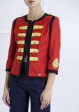 Chaqueta ROYAL Roja