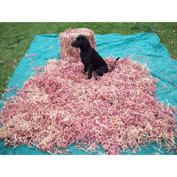 Red Cedar Bedding Bale
