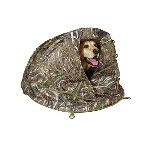 "Ducks Unlimited Deluxe Dog Field Blind 43"" x 32"" x 25"""